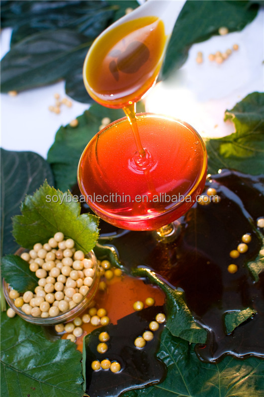 bulk soya lecithin natural extraction