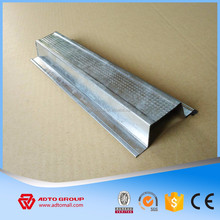 Hot dipped metal furring channel light gage steel channel omega sizes