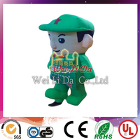 Giant cute cartoon Army Men balloons inflatable cartoon for sale