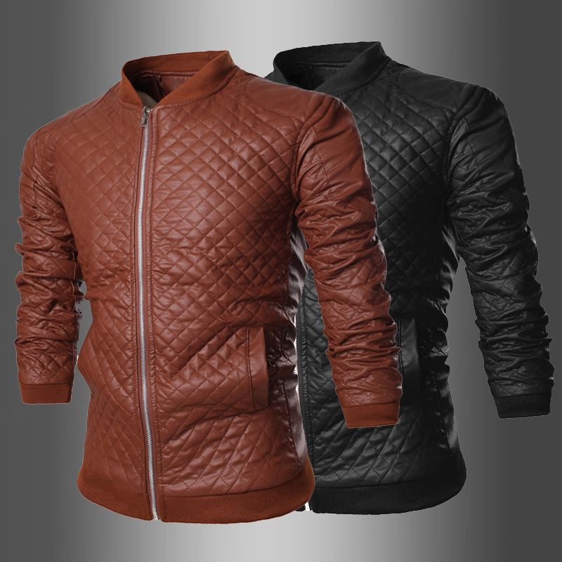 Wholesale leather jackets guangzhou - Online Buy Best leather ...