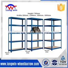 "36"" Width x 72"" Height x 16"" Depth Steel Commercial Shelving Unit"