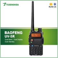 Baofeng Two Way Radio for BF-UV5R Dual Band vhf uhf Ham Radio Transceiver