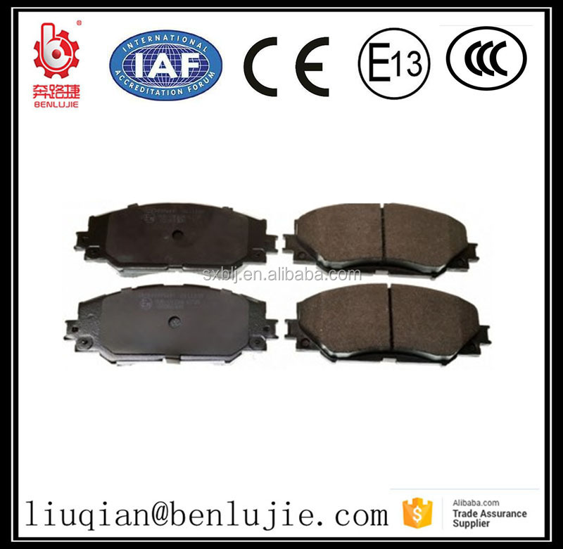 Wholesale Brake Pads For RAV4 04465-12610
