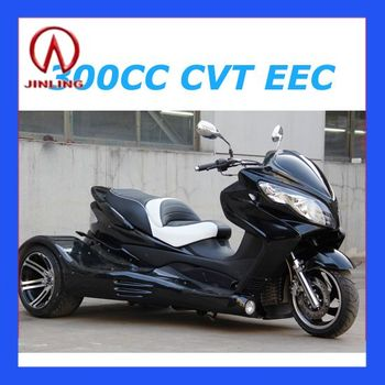 2016 300cc three-wheel EEC off-road scooter