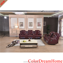 Top sale comfortable massage Functional sectional sofa MS9659