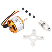A2212 KV1000 Brushless Motor High Power RC Brushless Motor For RC Multirotor Aircraft Model Airplane Hobby