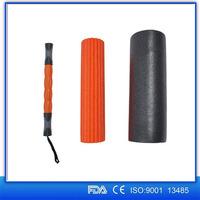 2016 New Product Gym fitness 3 in 1 Foam Roller