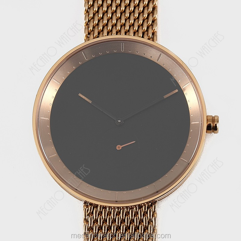 Best Supplier Shenzhen Mecano Brand Original Watch With Good Qualtiy