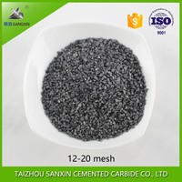 High quality Gangxin Brand YG8/YG11C tungsten carbide grits, tungsten carbide pellets, tungsten carbide particle