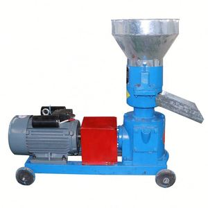 Animal poultry feed pellet making machine/chicken cattle production line for small plant