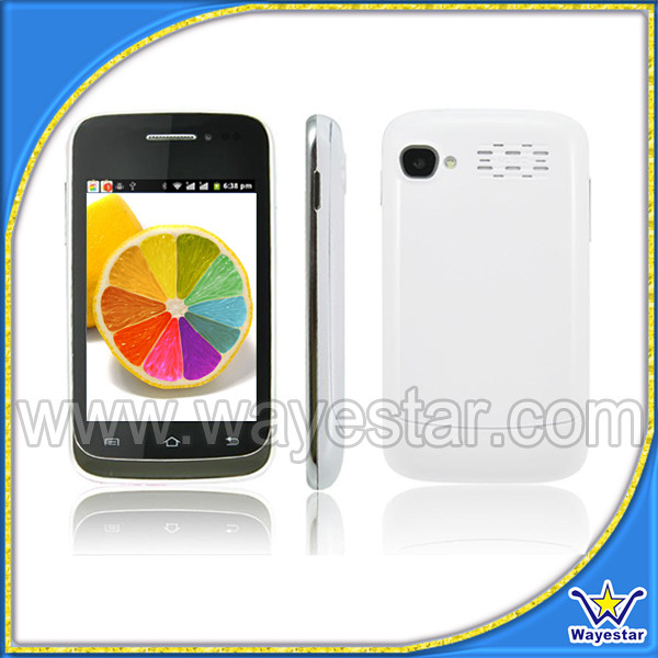 Cheap Android Phone Mobile Android 4.1 Dual Sim Celulares Shenzhen Manufacturer