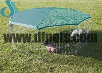 Foldable Pet Dog Playpen Dog Run