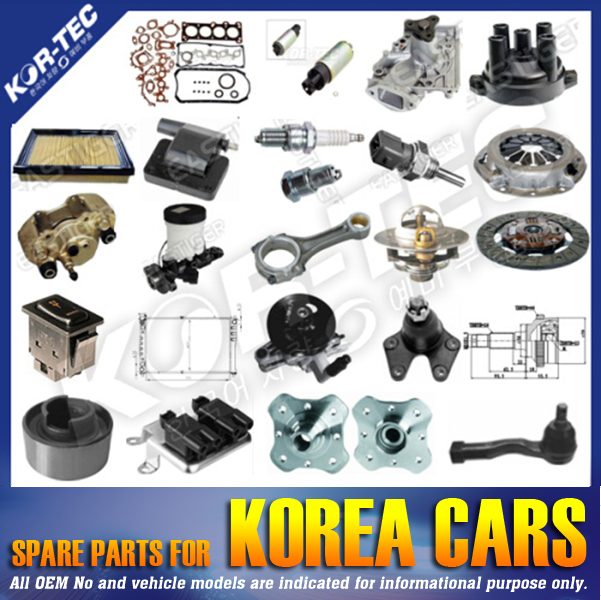 Over 4000 items for kia pride spare parts