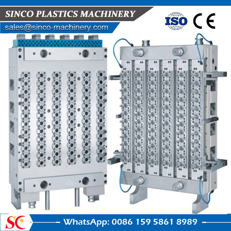 Factory supply high quality multi cavity PET preform mold molds