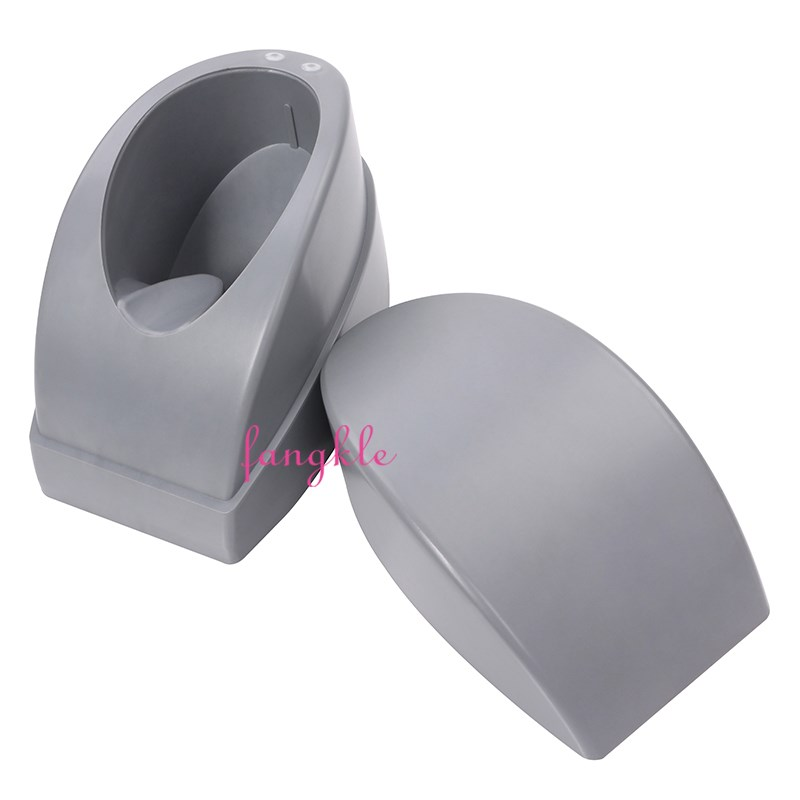 New french nail tools nail powder dipping container