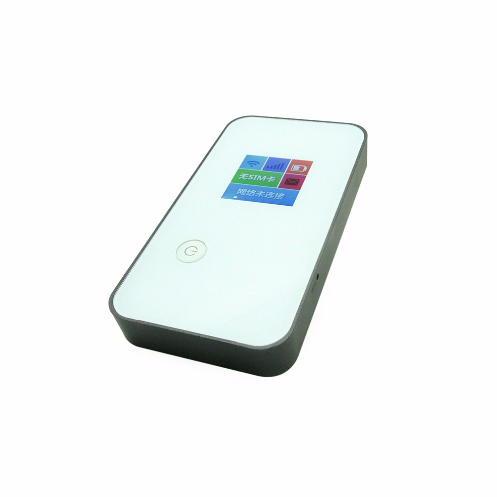 High Speed Portable Wireless 4G Modem WIFI Router with SIM Card Slot