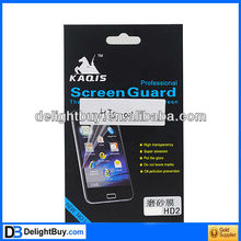 Professional Matting Anti-glare UV Protection Screen Guard Protector for HTC HD2