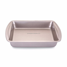 High Quality Bakeware Tools Baking Tray Carbon Steel Square Cake Mold Baking Tools Toast Bread Baking Mould Bread & Loaf Pans