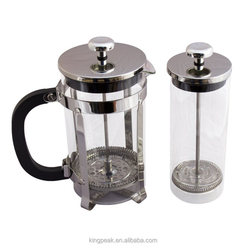 French Press Coffee Maker Assembly : 2016 Hot Sale 35oz French Press Coffee Maker/french Coffee Press/ Borosilicate Glass Espresso ...