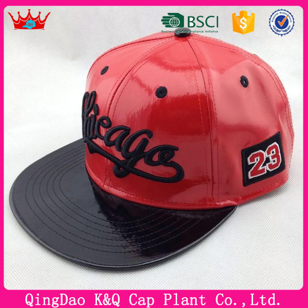 Iso 9001 factory custom baseball cap 3d embroidery