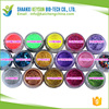 Cosmetic shimmer private label shimmer pigment powder