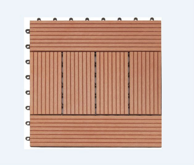 Vitian DIY Outdoor Wood Plastic Composite Decking (WPC) False Floor