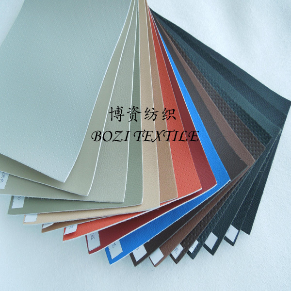 The latest high quality Microfiber leather for car seat leather