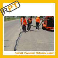 Asphalt crack filler / first choice [ Shanghai Roadphalt ]