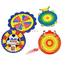 safe custom made promotional magnetic kid toy dart