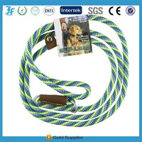 Strong Heavy Duty Nylon training Rope retractable dog Lead Leash dog products