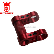Witsport wholesale cheap bike parts bicycle double stem with new design