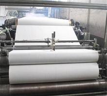 non-woven polyester mat for modified bitumen water proof membrane