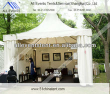 Double Pvc Pagoda Gazebo Tent -Outdoor Exhibition Events