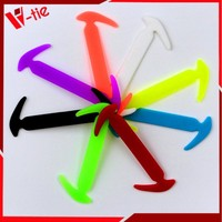 Silicone Shoelaces, Colorful and Durable lazy shoe lace