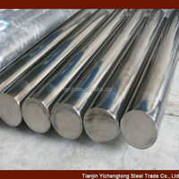 304 316 316L grade polished stainless steel solid rod