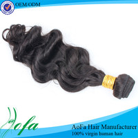 Grade 7a virgin body wave bohemian remy human hair extension