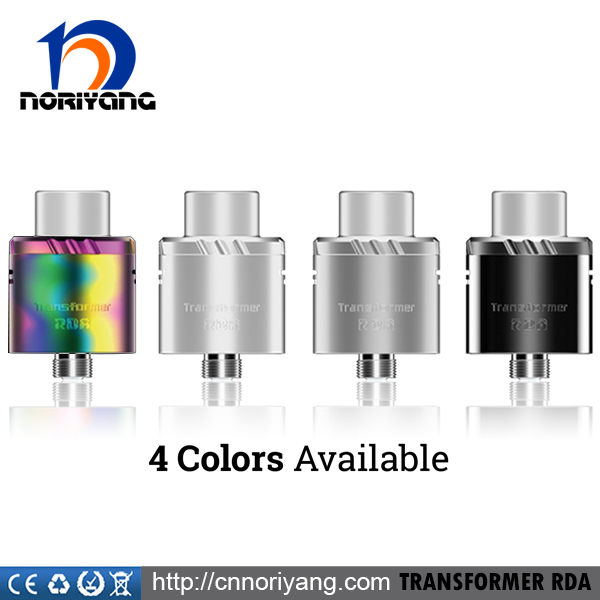 Hot original Vaporesso Transformer RDA In Large Stock Now 4 Colors Available