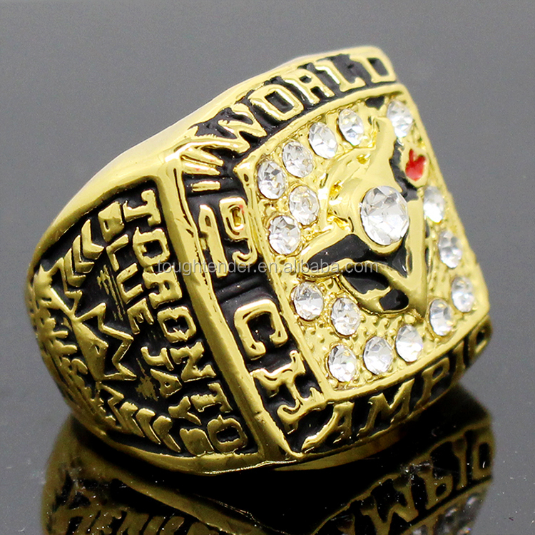 quality excellent delivery on time baseball championship ring for kinds