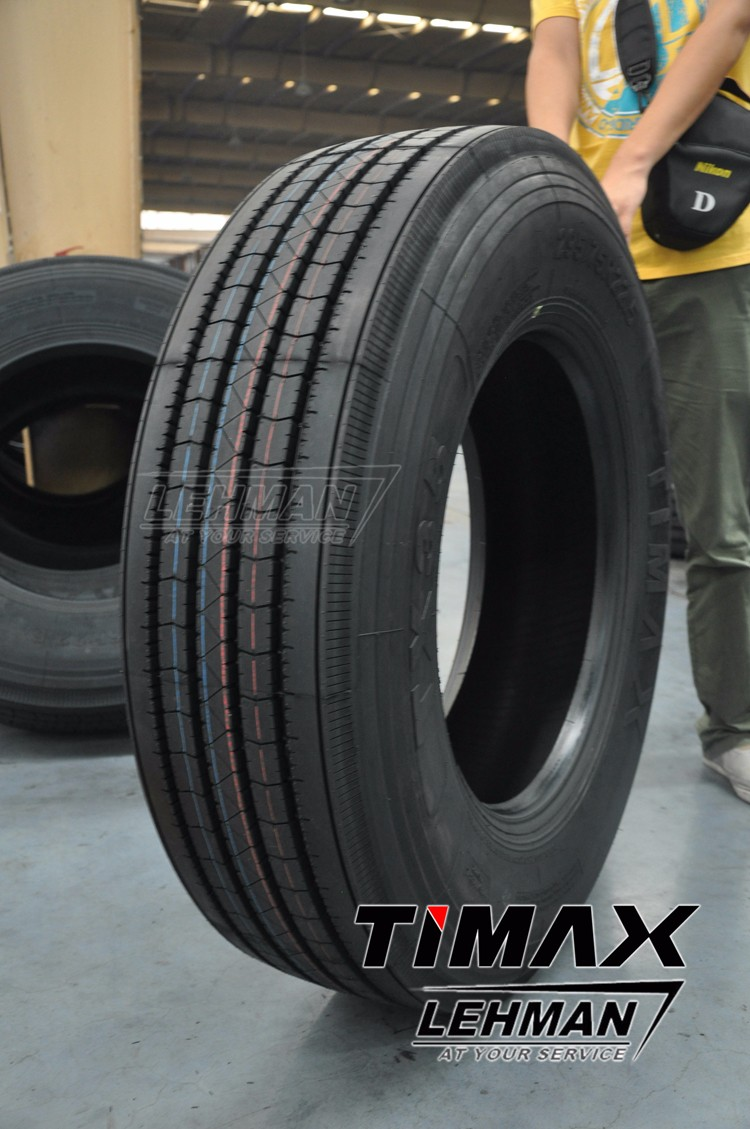 180000miles!TIMAX 295/75R22.5, 11R22.5 Quality Semi truck tires with Smartway, DOT cerificates