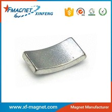 Magnet Arc Segment for Self Magnetic Generator