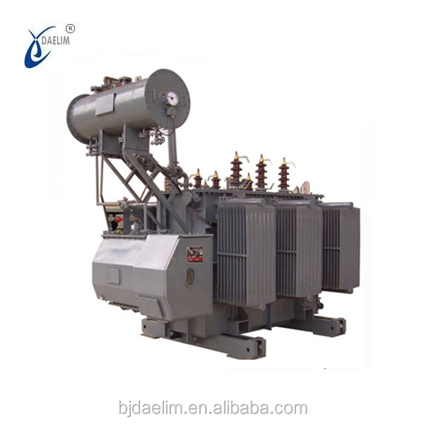 Best selling 4mva 66kv oil electric transformer