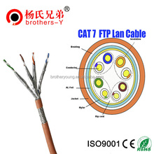 Cat5e/Cat6/Cat6a/Cat7 Lan Cable UTP 100M 200M 300M 500M 4pair 24AWG BC CCA Network Cable
