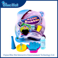 Latest customized safety magic blowing bubbles