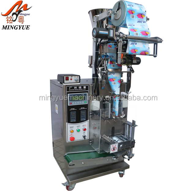 3/4 sides sealing automatic vertical small pepper granule packaging machine
