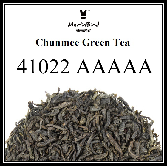 Manufacturer Direct Sales Chinese Wholesale Loose Leaf Tea Chunmee Green Tea Or Eyebrow Green Tea Leaves