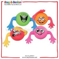 Kid Toy New Product Bouncy Stretchy Ball Armeez