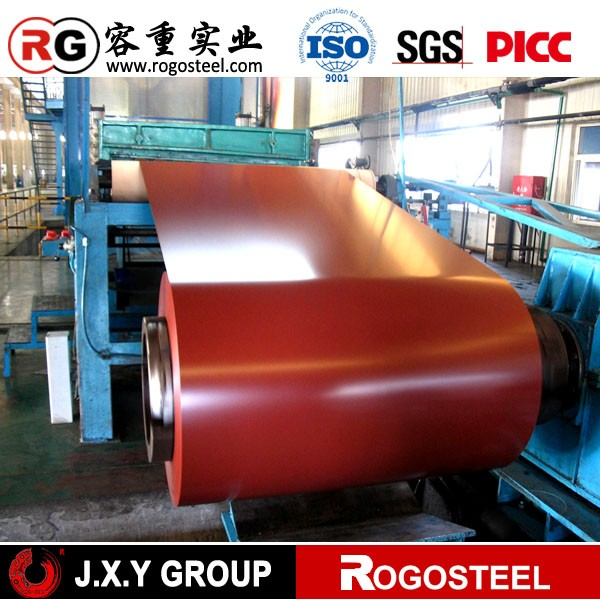 EN STANDARD galvalume steel coil from China