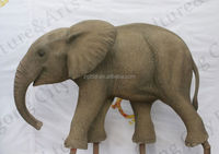 2014 New Electric Motored Simulation Realistic Animal of Elephant