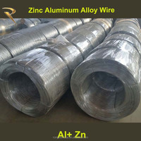 Zinc Aluminum Alloy Wire (Big Coil and High Quality)