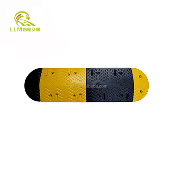 New promotion 60 meters/Cubic meters round speed bump